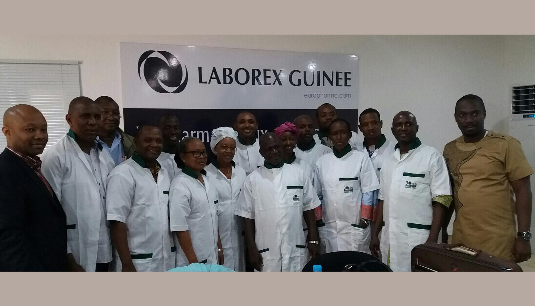 Intellact et Laborex soutiennent les pharmacies