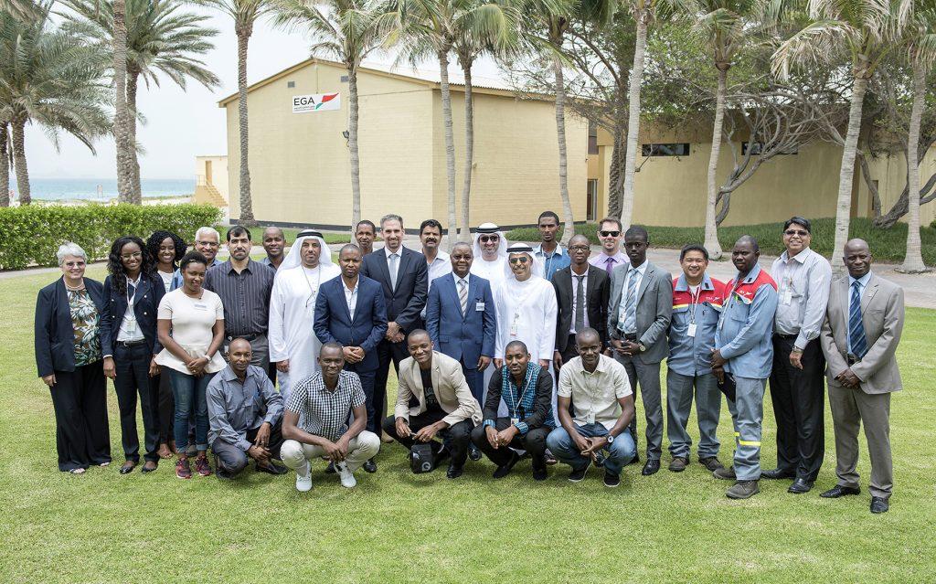 GAC SKILLS, Le 2ème groupe est arrivé à Dubaï !!!