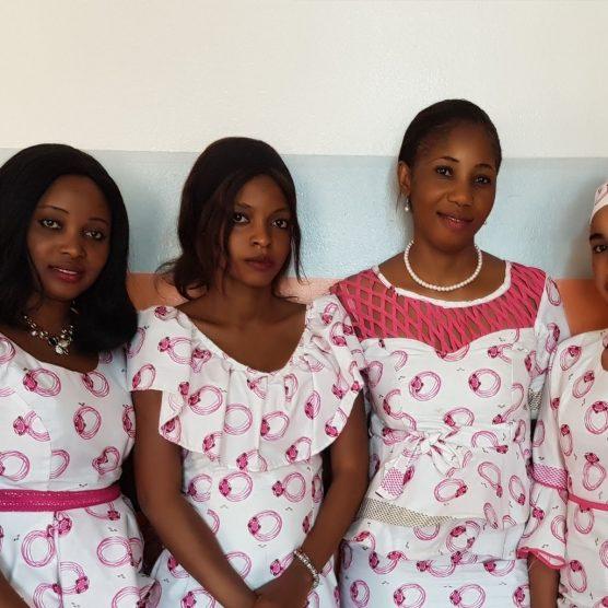 Fête des femmes: Les femmes de Intellact celèbrent !!!